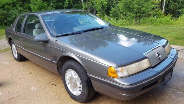 1989 Mercury Cougar