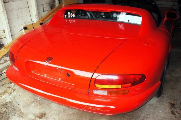 Future Collectible: 1992 Dodge Viper RT/10