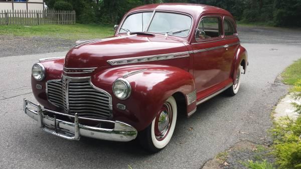 Cheap Cruiser: 1941 Chevrolet Special Deluxe