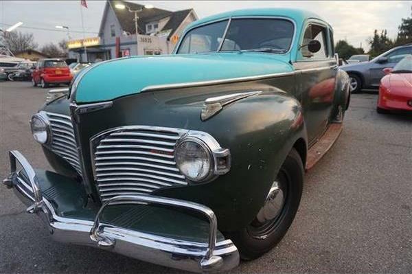 Affordable Driver 1941 Dodge Luxury Liner