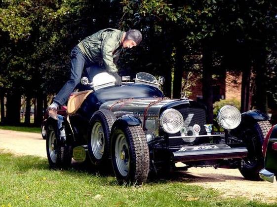 Special Oddball: 1947 Bentley MK VI Special