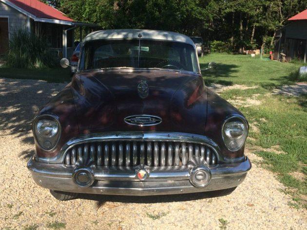 Special Survivor: 1953 Buick Special