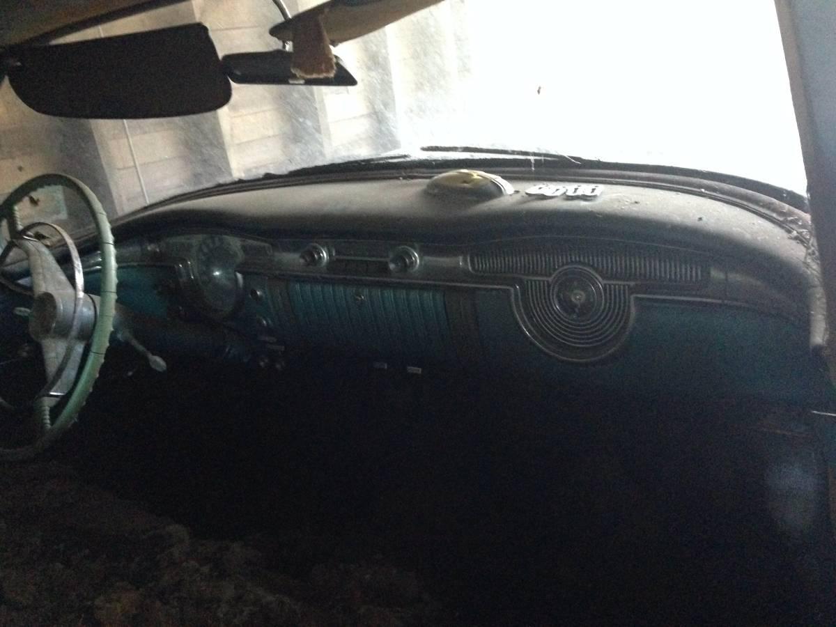 Lost Dream: 1955 Oldsmobile 88
