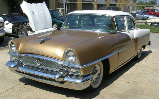 Affordable Cruiser: 1955 Packard Clipper Custom