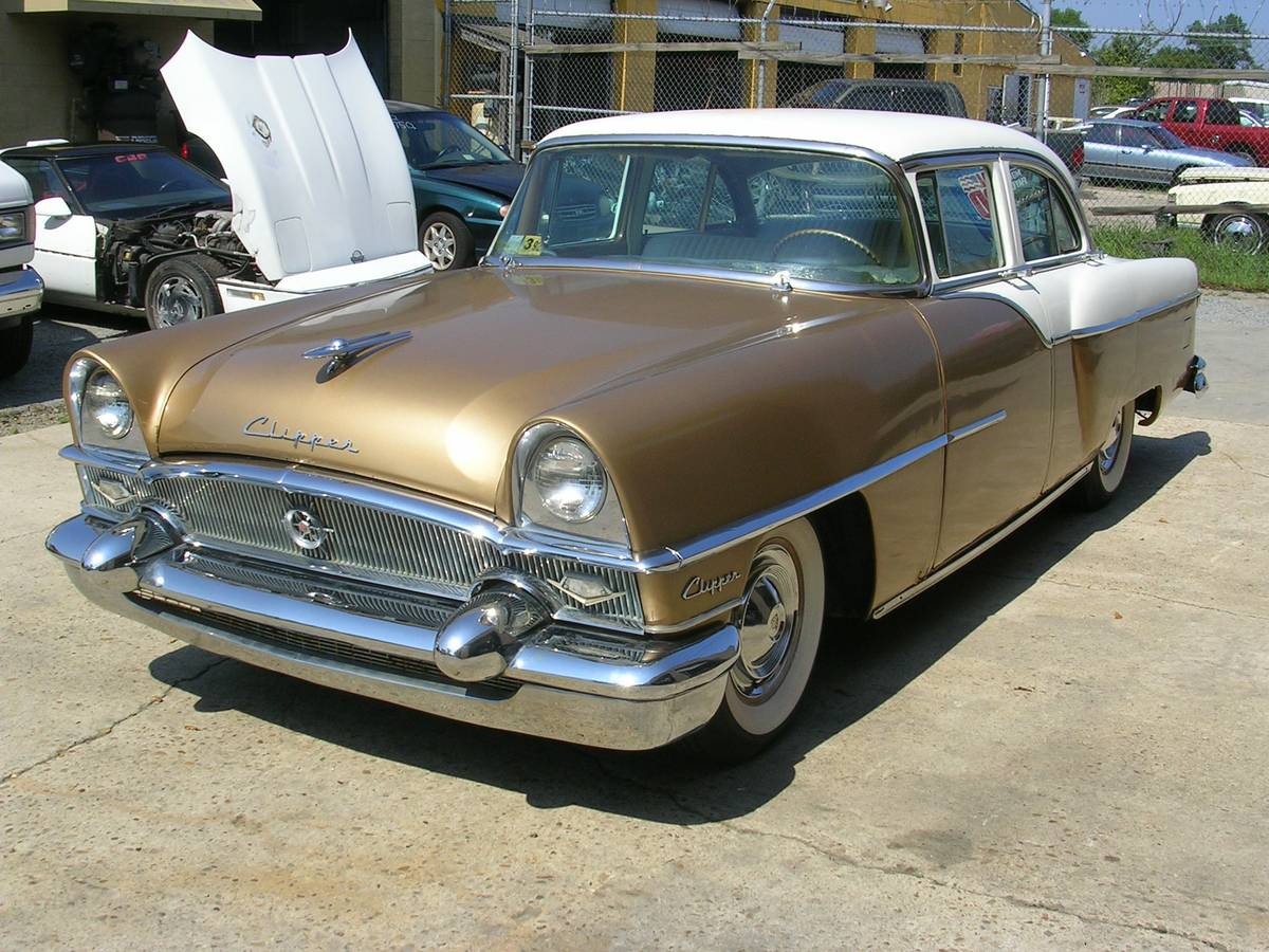Affordable Cruiser 1955 Packard Clipper Custom