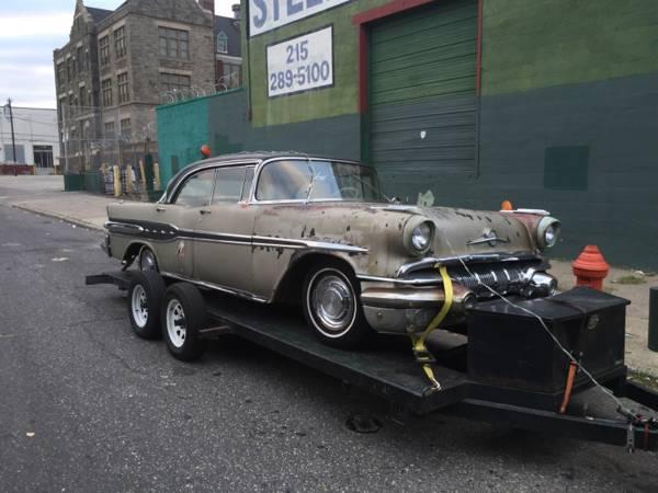 Low Cost Chief: 1956 Pontiac Star Chief
