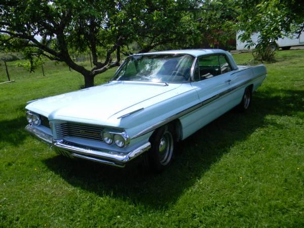 Salt Flat Pontiac 1962 Pontiac Bonneville
