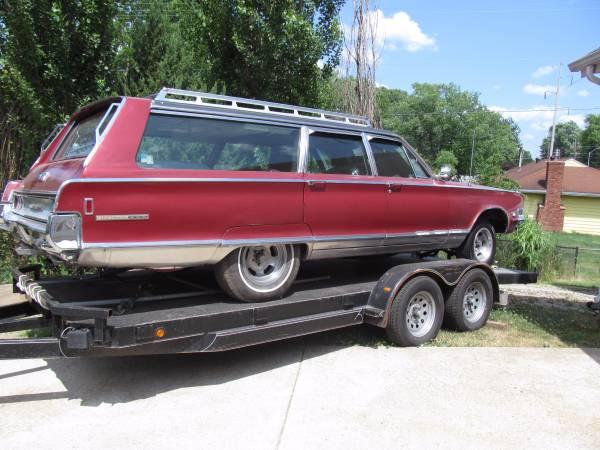 Family Hotrod 1965 Chrysler New Yorker Wagon