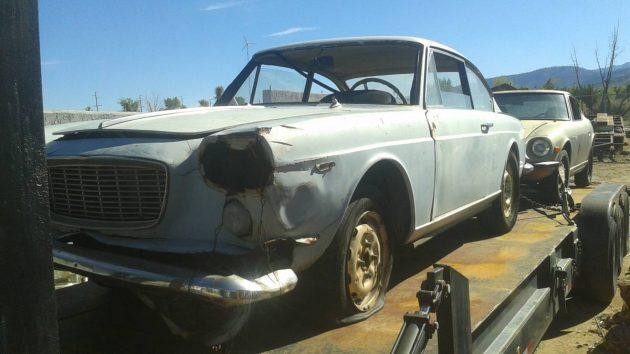 Deserted Italian: 1967 Lancia Flavia
