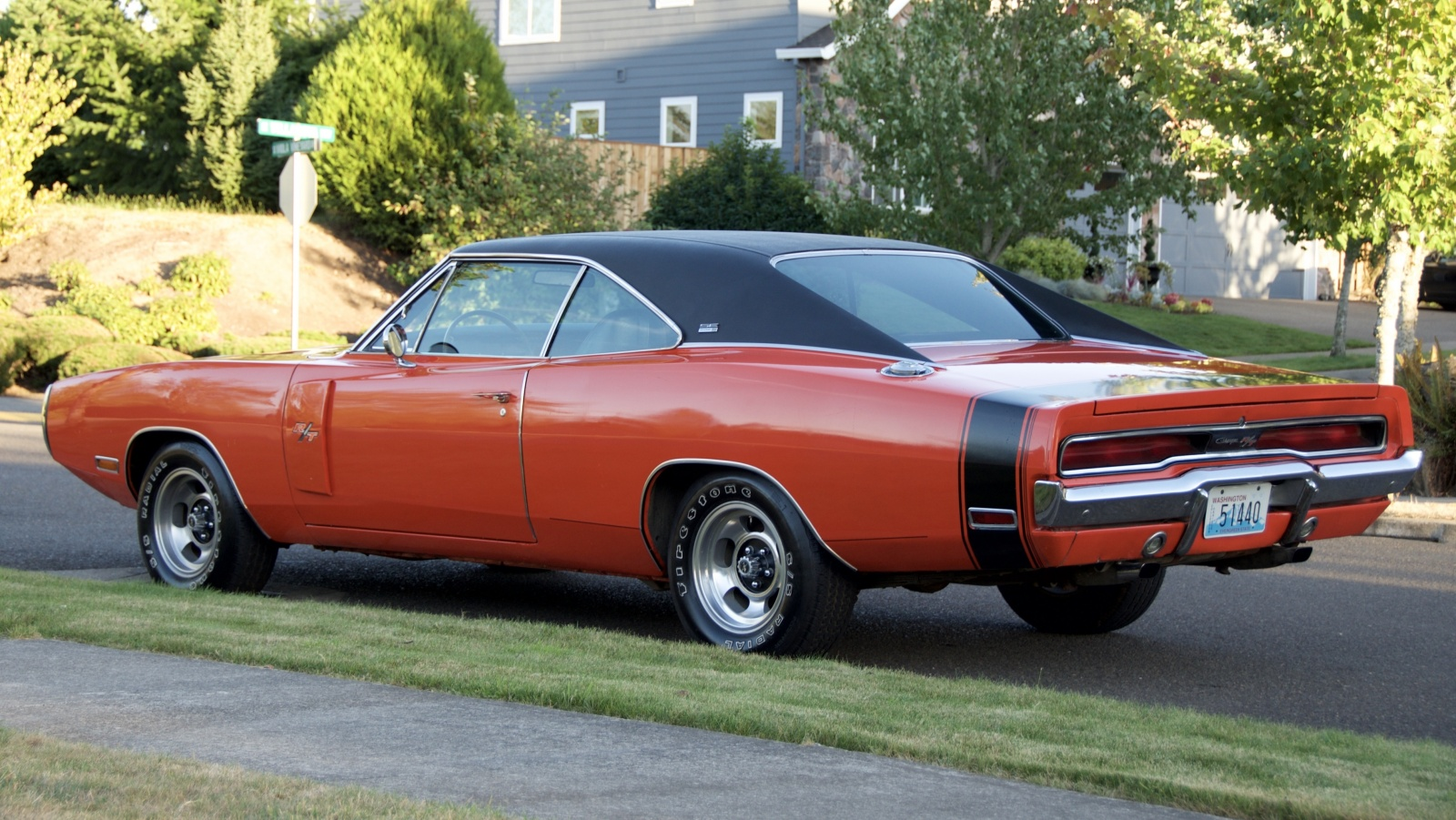 Dodge Charger List >> Amazing Survivor: 1970 Dodge Charger R/T