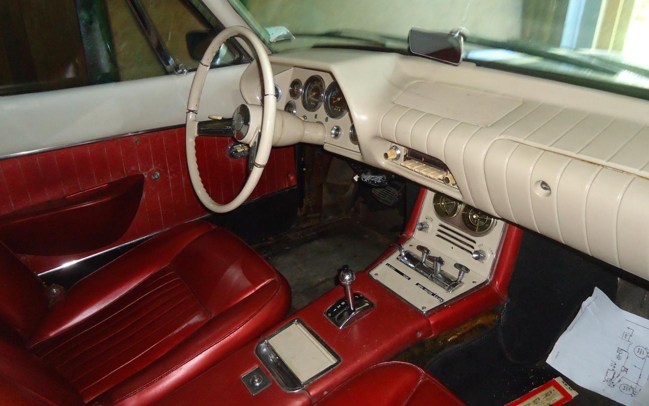 Bf Exclusive 1963 Studebaker Avanti