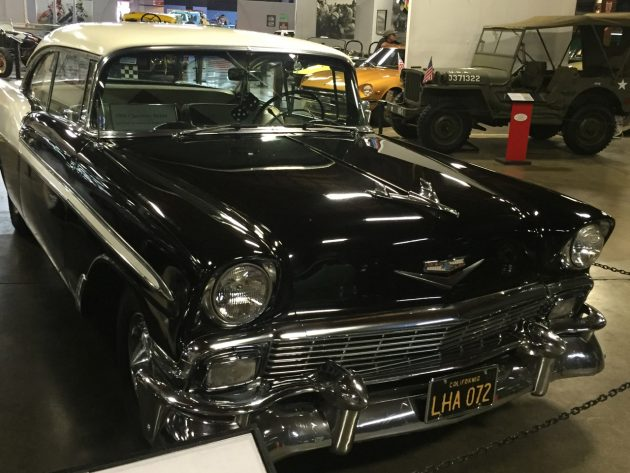 Mary's 1956 Chevy Bel Air