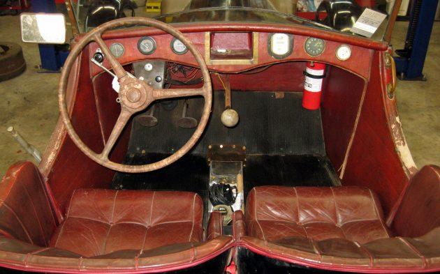 speedster-interior