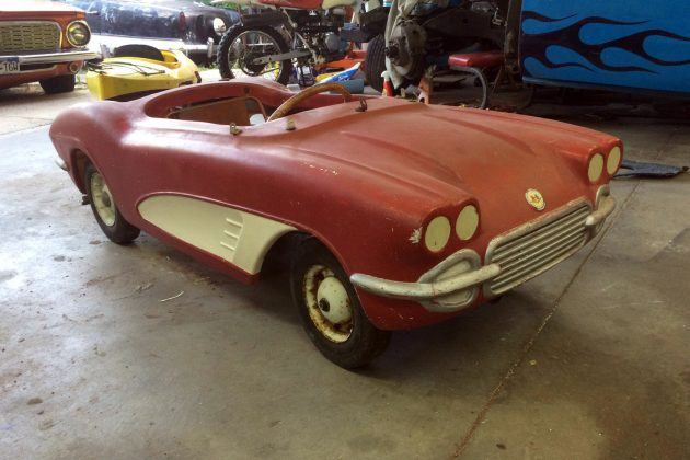 The Cutest Corvette Ever!