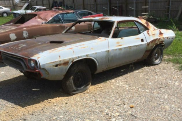 More Solid Than It Looks: 1973 Dodge Challenger