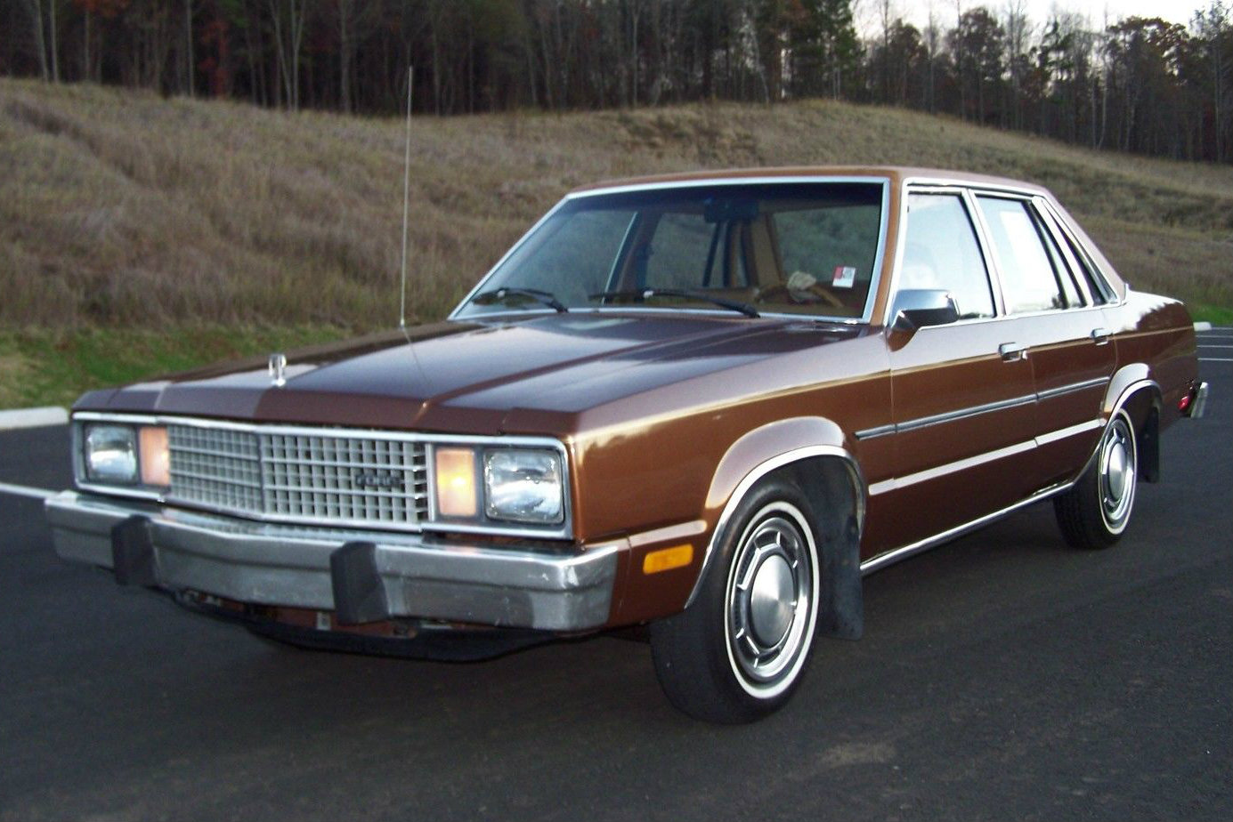 Car That Runs On Air >> Plain Brown Wrapper! Ford Fairmont Survivor
