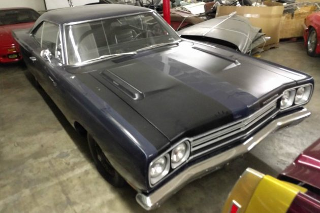 Recovered Theft: 1969 Plymouth Road Runner