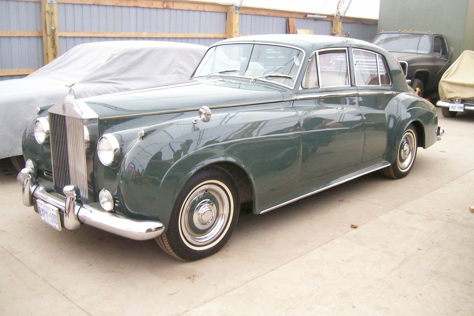 Hondas For Sale >> Riding On A Cloud? 1958 Rolls Royce Silver Cloud