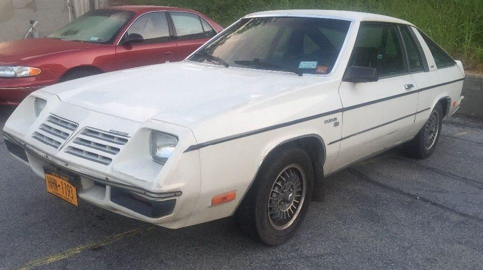 Not Many Left: Dodge Omni O24