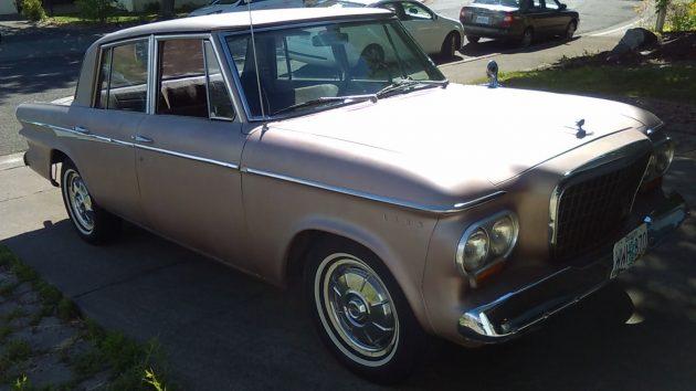 Inexpensive Classic: 1963 Studebaker Lark