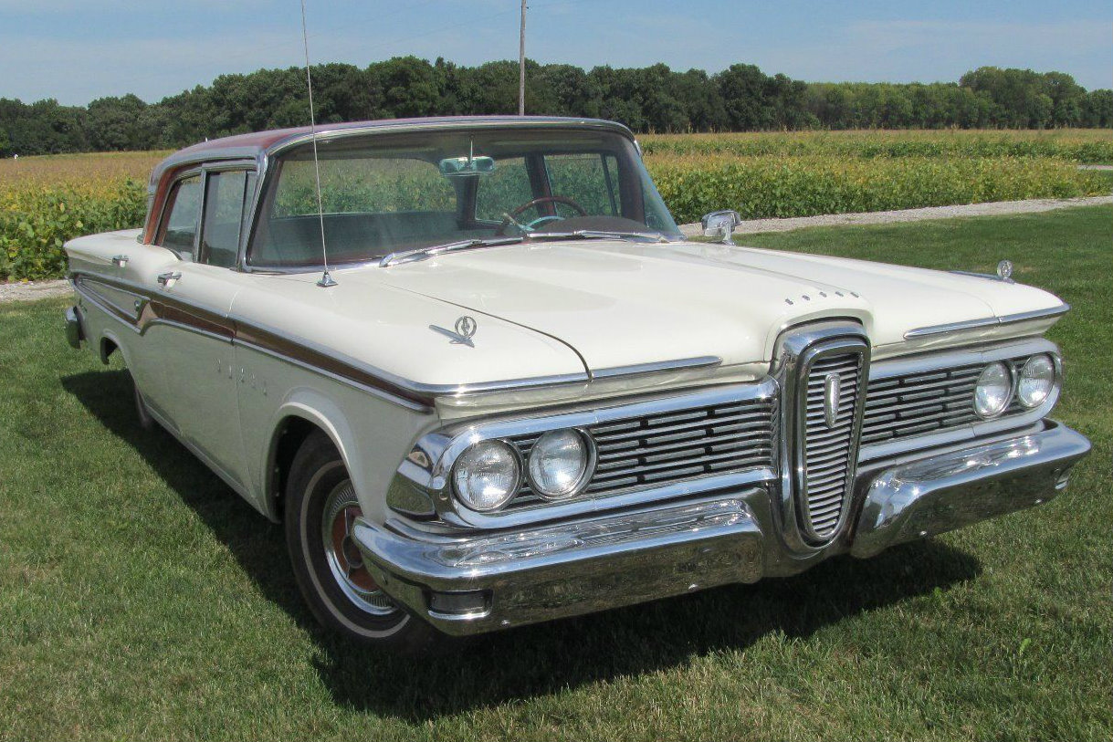 Quot Runs Amp Drives Good Quot 1959 Edsel Corsair