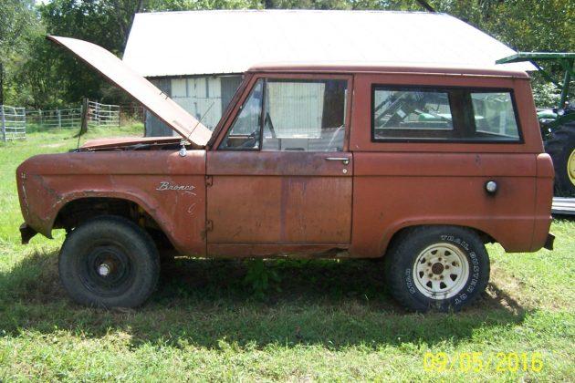 1966 Ford Broncos For Sale | Autos Weblog