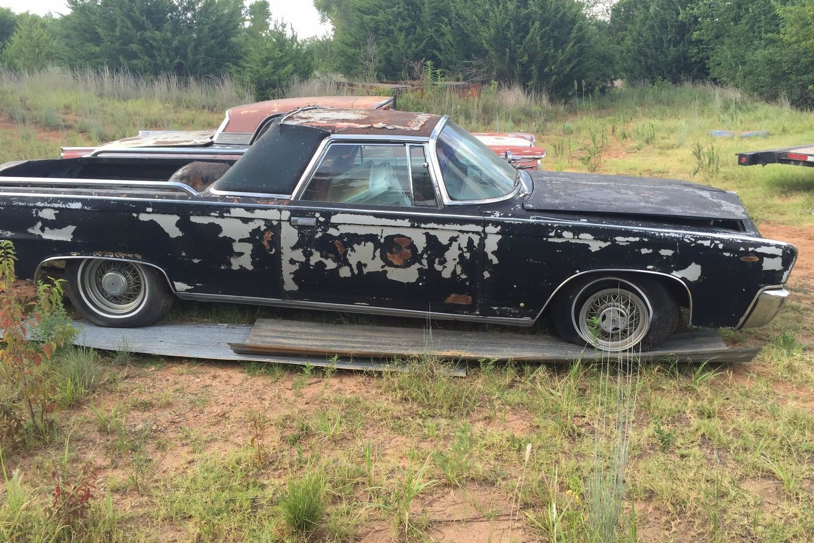 Classy Pickup Maybe 1965 Imperial Flower Car