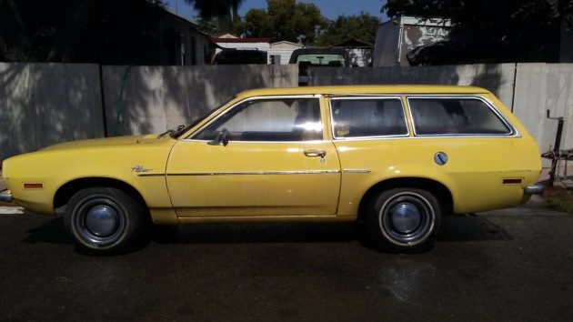 Sad Little Pony: 1973 Ford Pinto Wagon