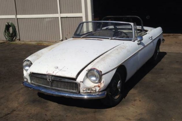 1966 MGB For Only $750