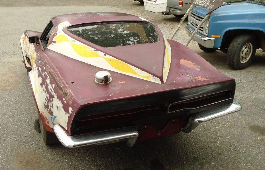 Baldwin Motion Equipped 1969 Corvette 427