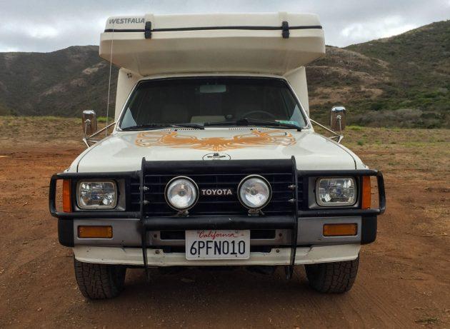 Thunder Chicken: 1984 Toyota Bandit RV