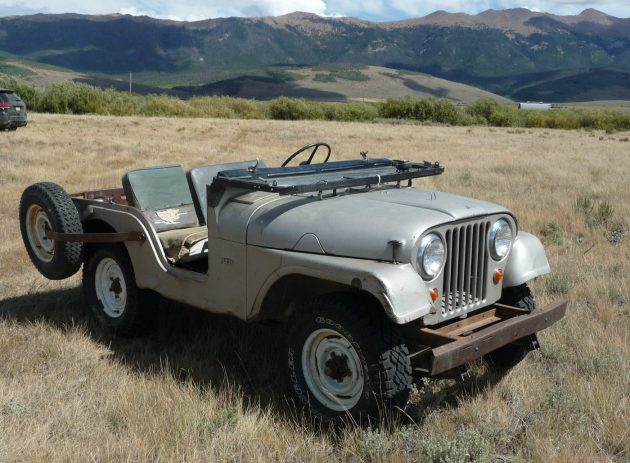 Home on the Range: '64 Willys with 18K Miles