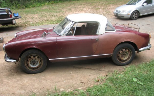Always Looking For Another: 1965 Alfa Spider