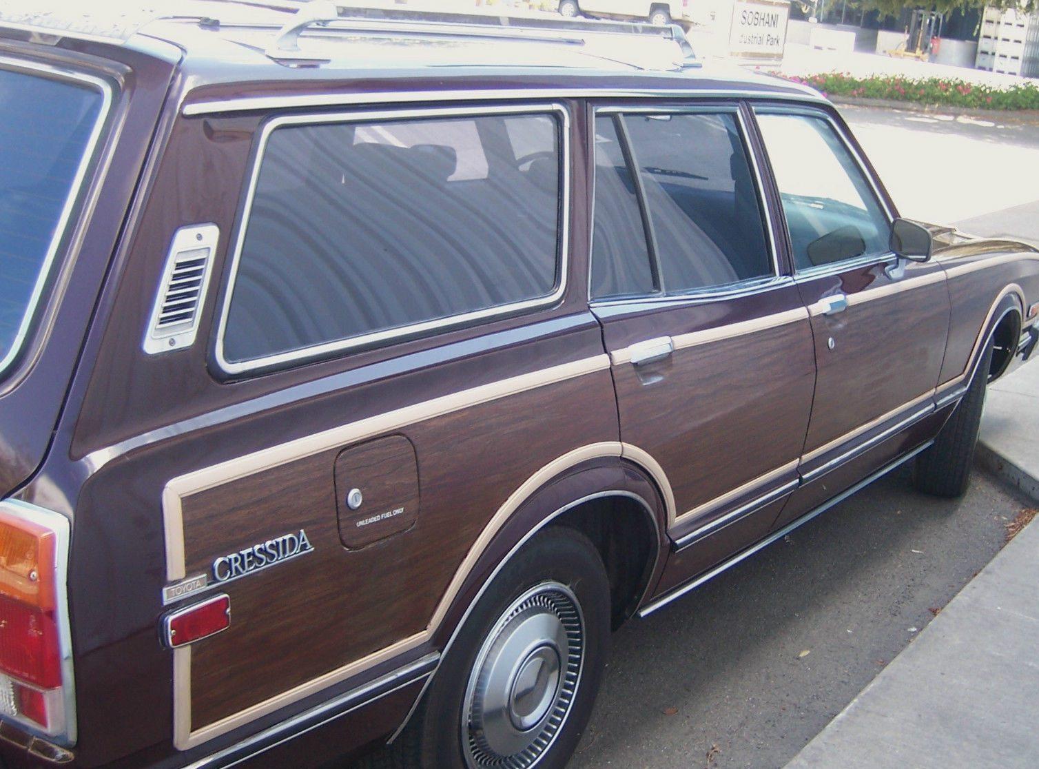 Toyota Of Hickory >> Asian Woody: 1978 Toyota Cressida