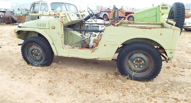 Ran Good 7 Years Ago: 1970 Suzuki LJ10