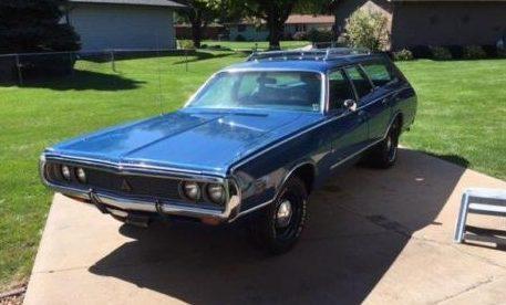 Dad's Chariot: 1971 Dodge Coronet N Code