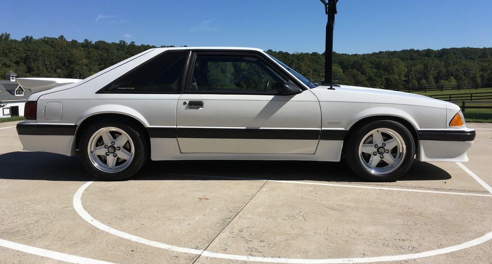 First New Car: '89 Mustang Saleen