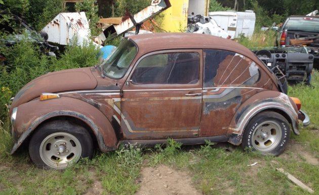 Former Show Car: 1973 Super Beetle