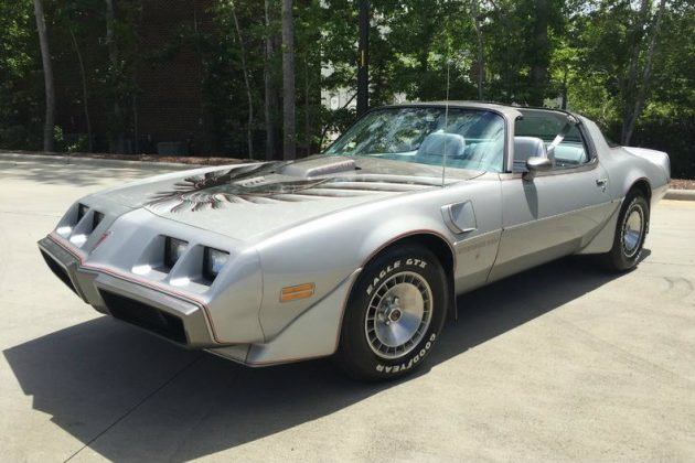 15,092 Miles! 1979 10th Anniversary Trans Am