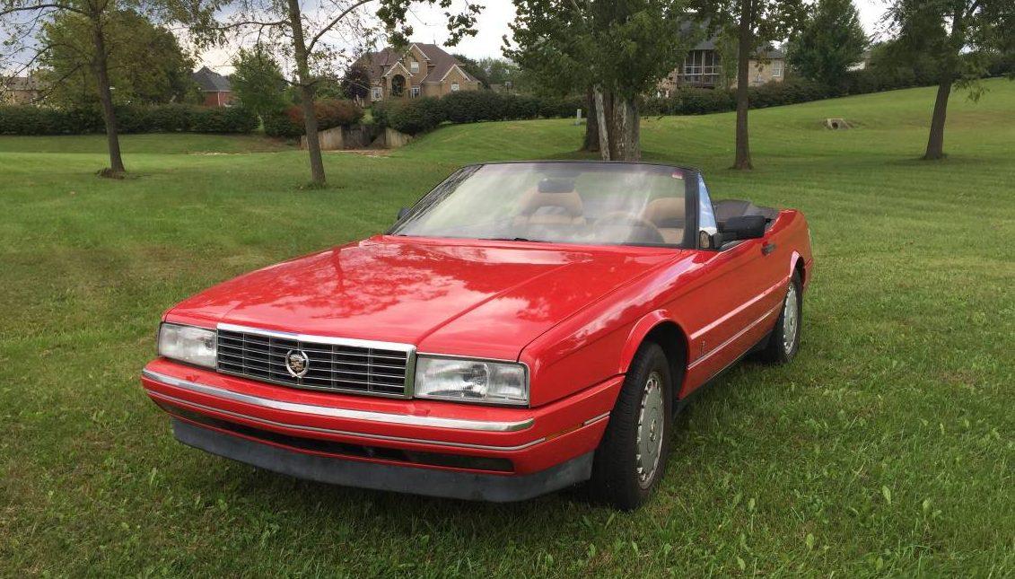 Neat Stuff Included: 1989 Cadillac Allante