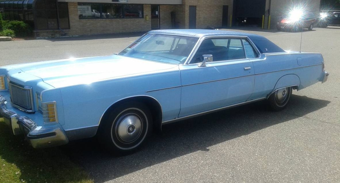 22k Mile Grandpa Car 1977 Mercury Marquis