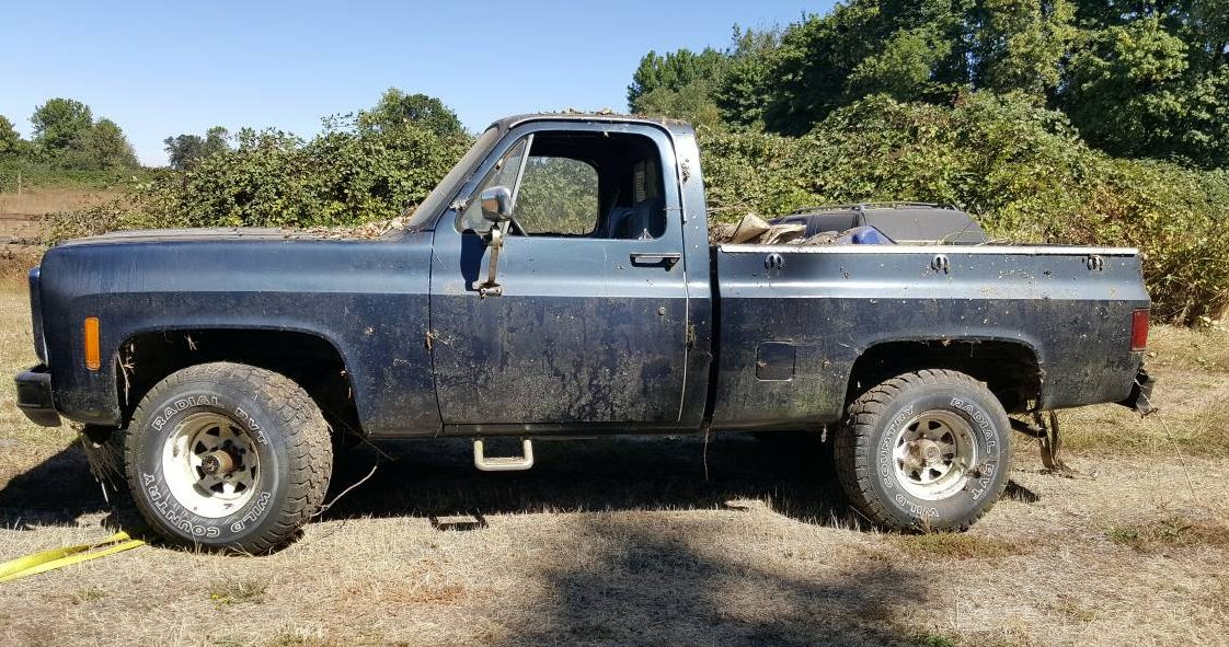 100+ 1980 Chevy Truck For Sale Craigslist – yasminroohi