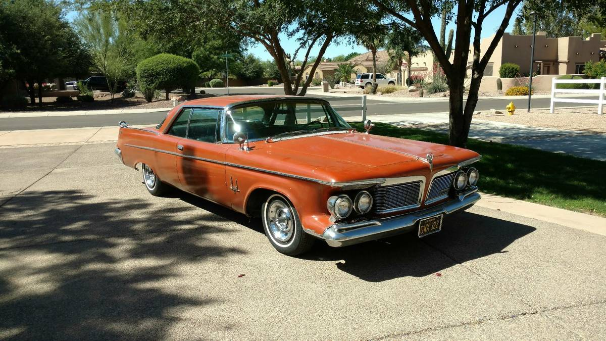 Truly Imperial: 1962 Imperial Crown