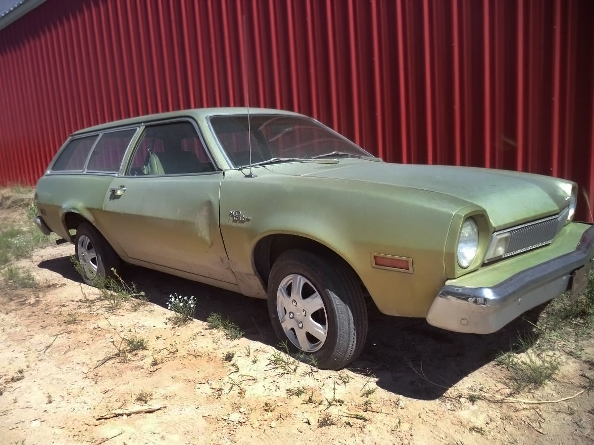 800 4 Speed No Rust 1974 Ford Pinto Wagon
