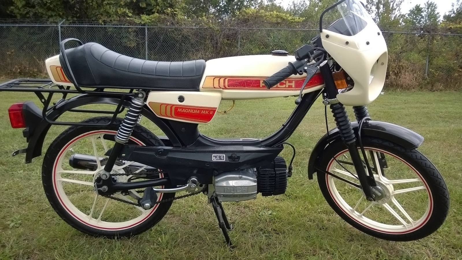 Puch Za50 Wiring Diagram Used