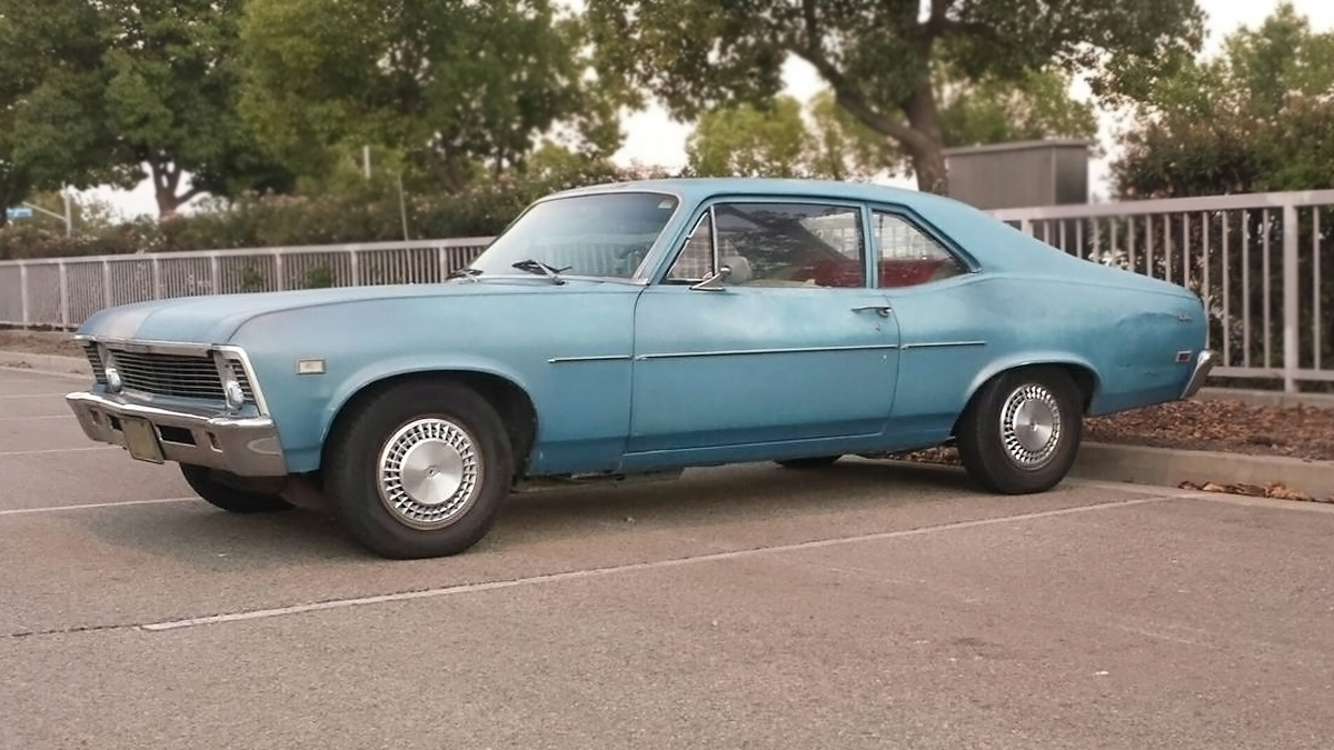 Craigslist Classifieds Los Angeles >> $4,800 One-Owner Nova: 1968 Chevrolet Chevy II Nova