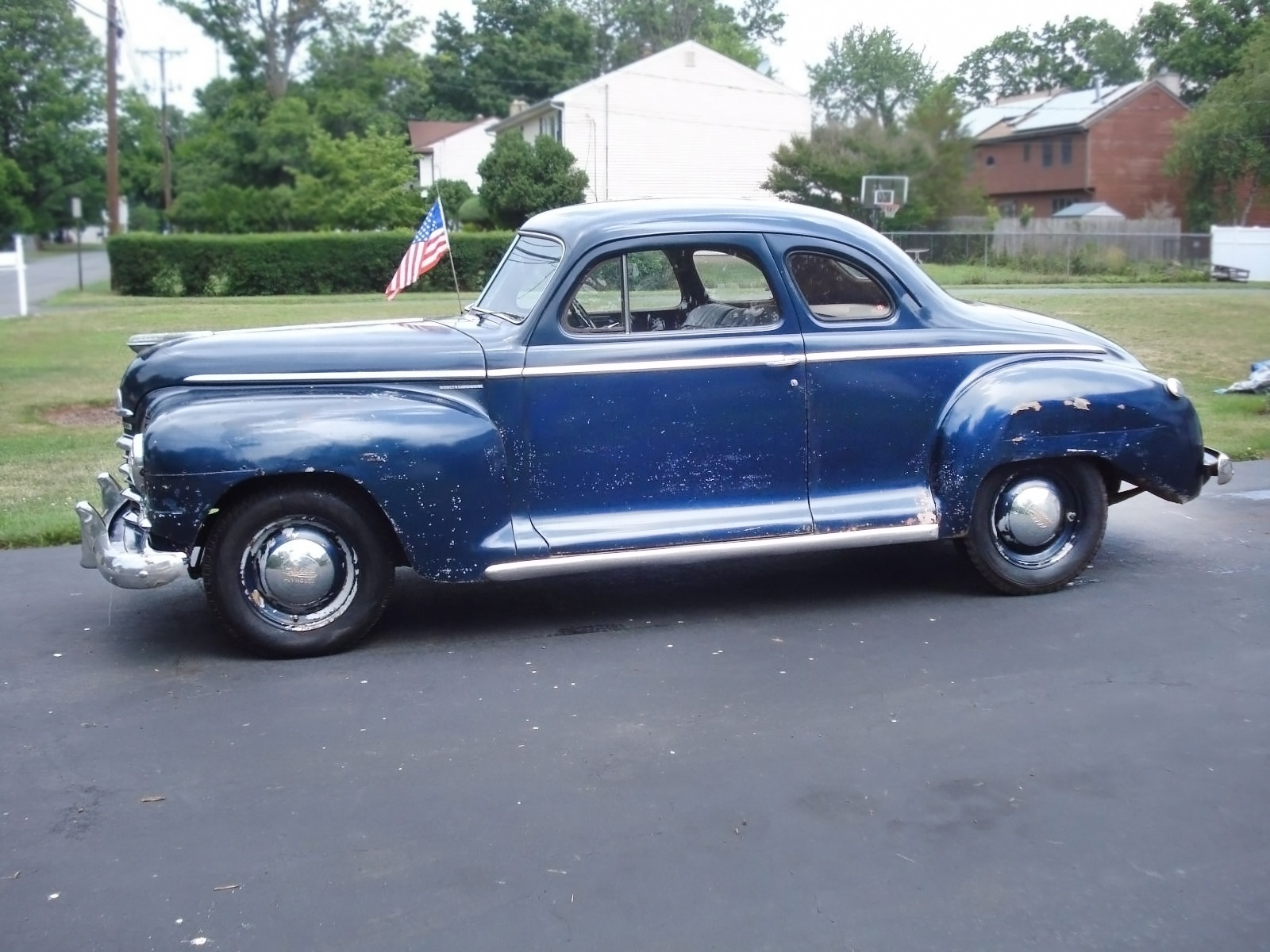 1947 plymouth p15s deluxe business coupe for 1947 plymouth 2 door coupe