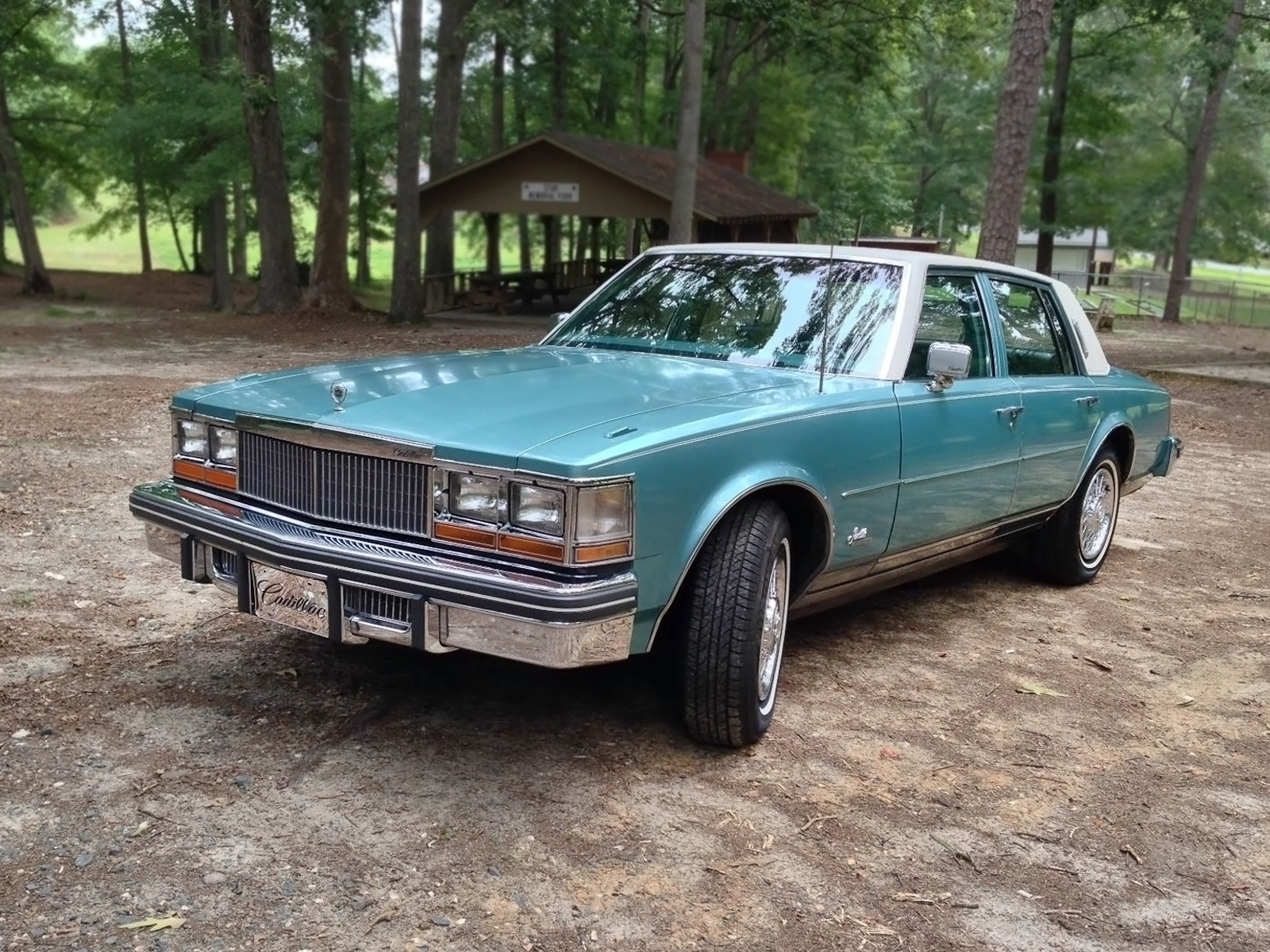 Time Capsule Cadillac: 1979 Cadillac Seville