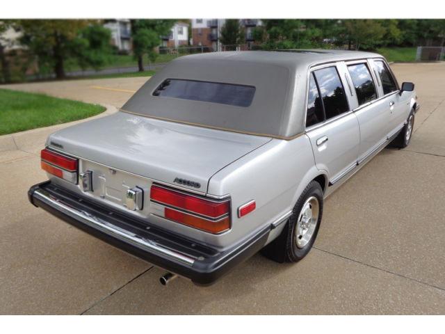 Your Next Car: 1981 Honda Accord Limo