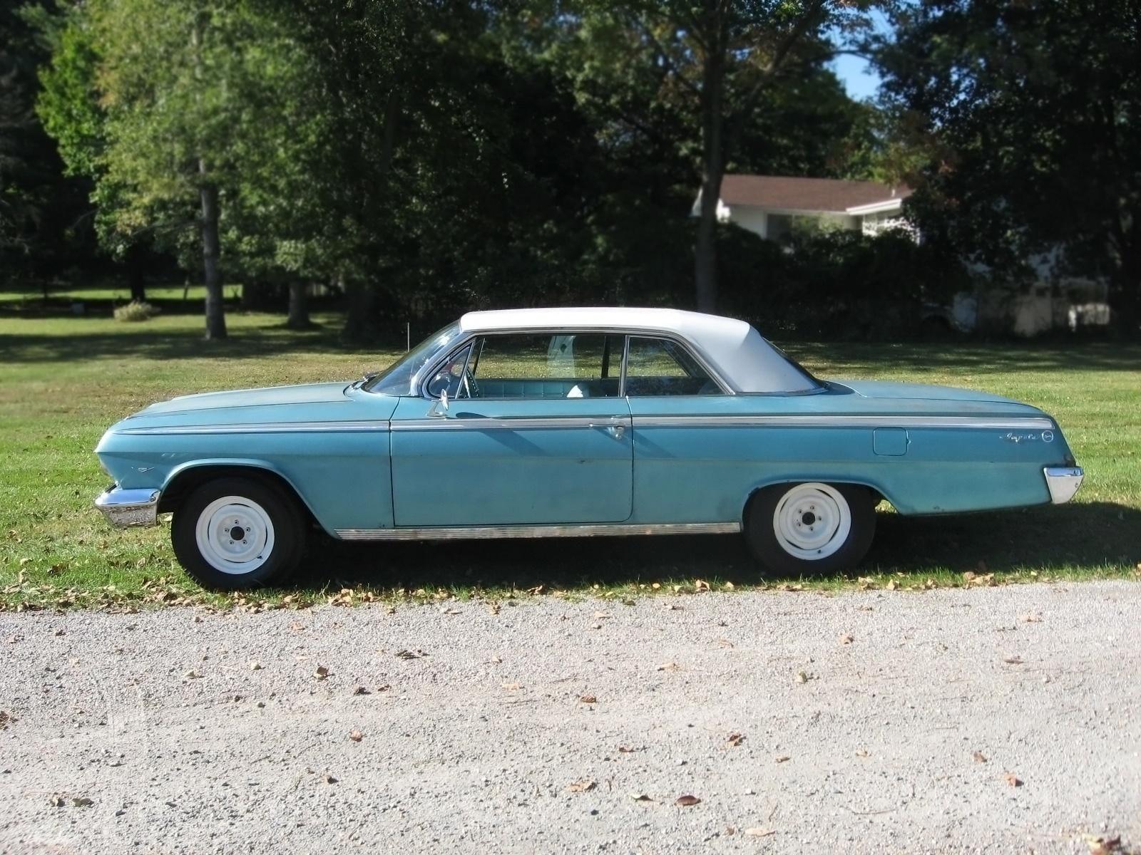 Almost Done 1962 Chevrolet Impala